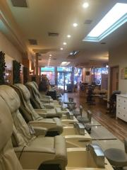 Nail and Hair Spa