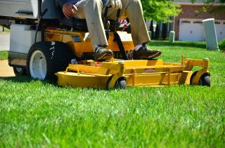 Lawn Maintenance Service for Sale in Wake County