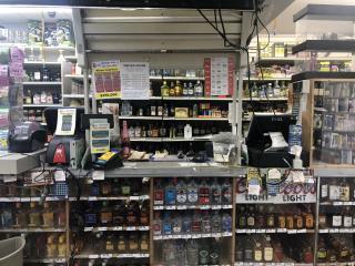 Retail Liquor Store