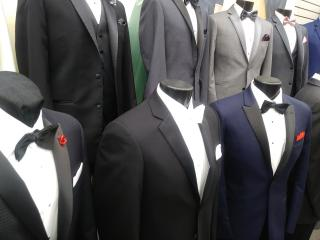 Tuxedo Business