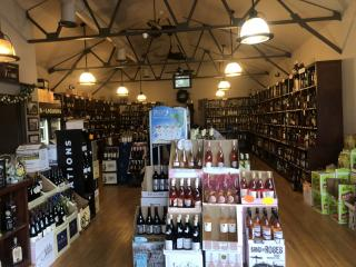 Liquor Wine Store