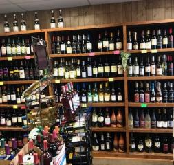 Wine and Liquor Store in Orange County