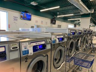 Updated Laundromat in Suffolk County, NY