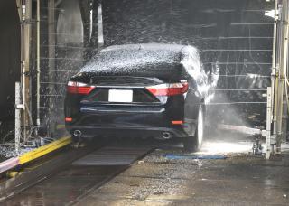 Hand Car Wash in Richmond County