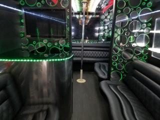 Limo and Party Bus
