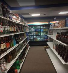 Bar and Liquor Store