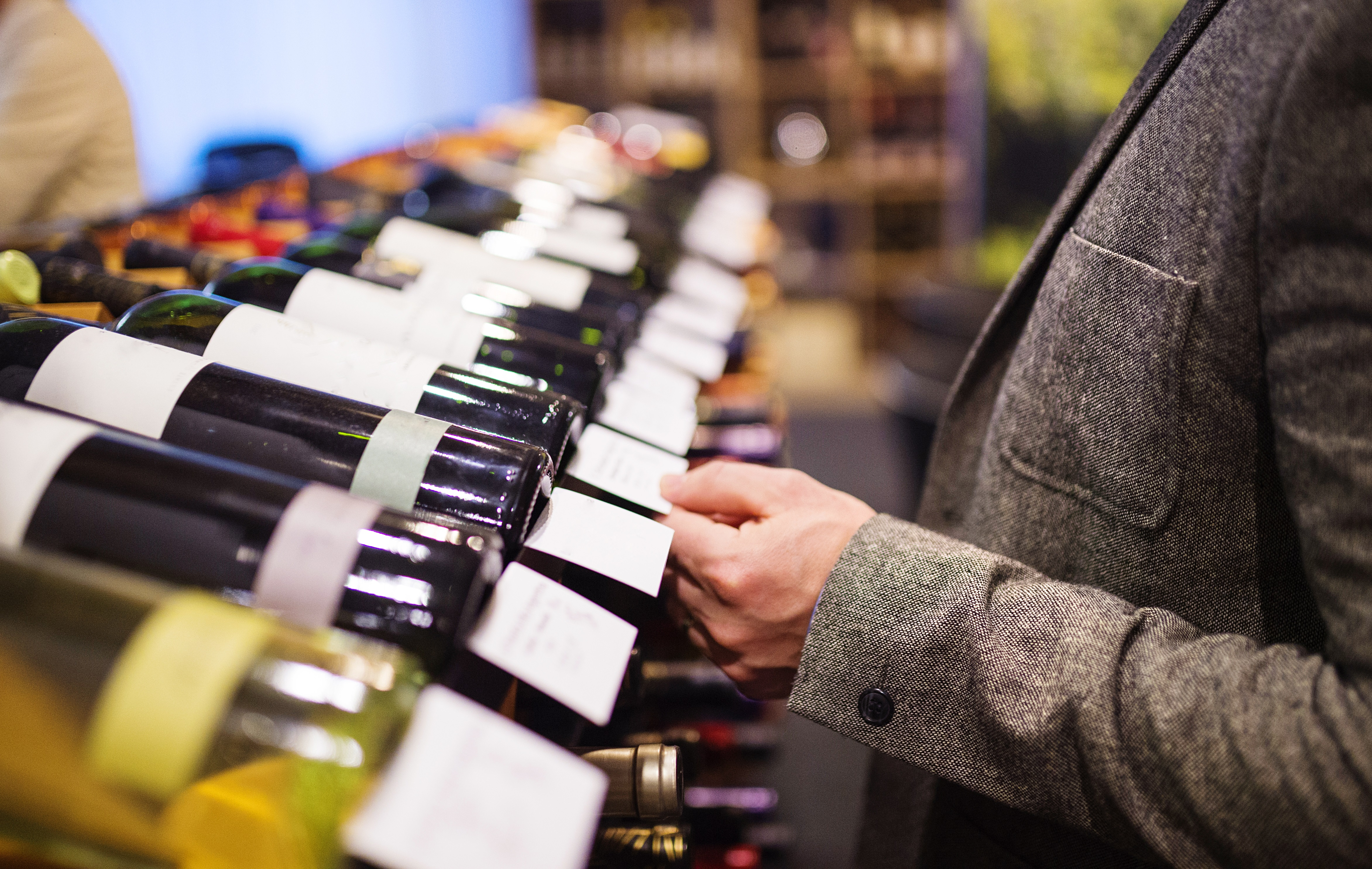 Boutique Wine and Spirits Shop for Sale in NYC