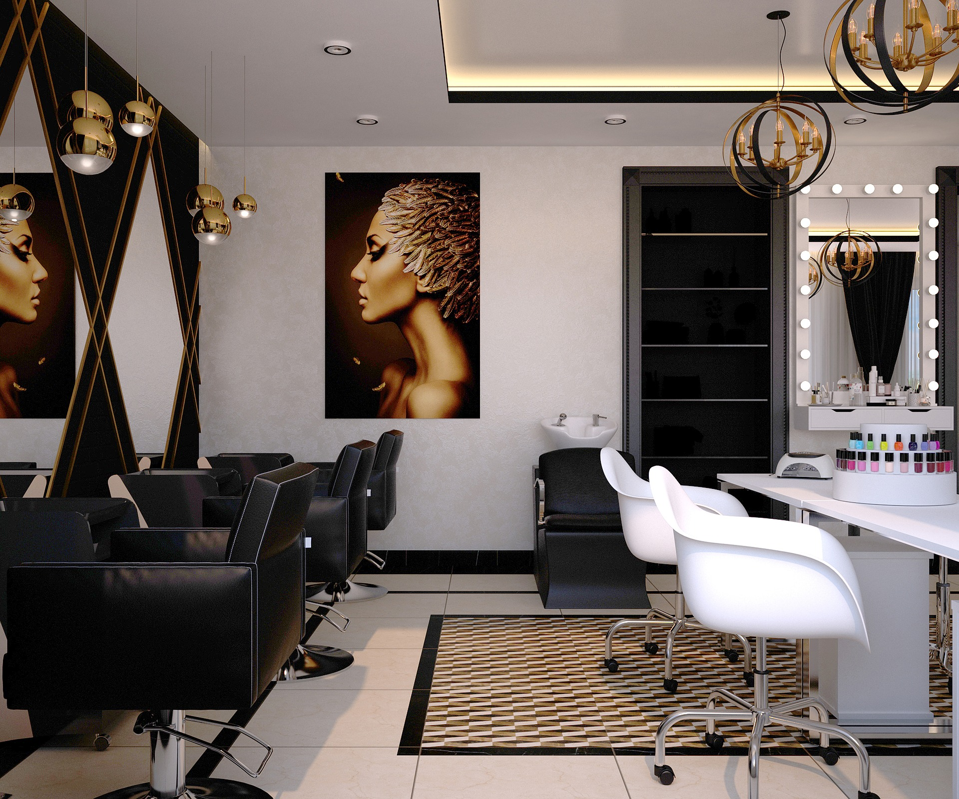 High End Salon Spa