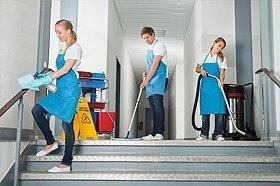 Commercial Cleaning with Multi-Year Contracts