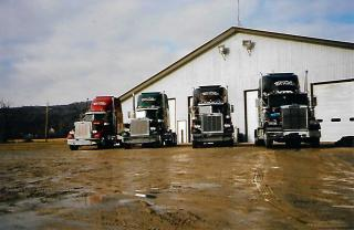 Trucking Business w/Property for sale in NY