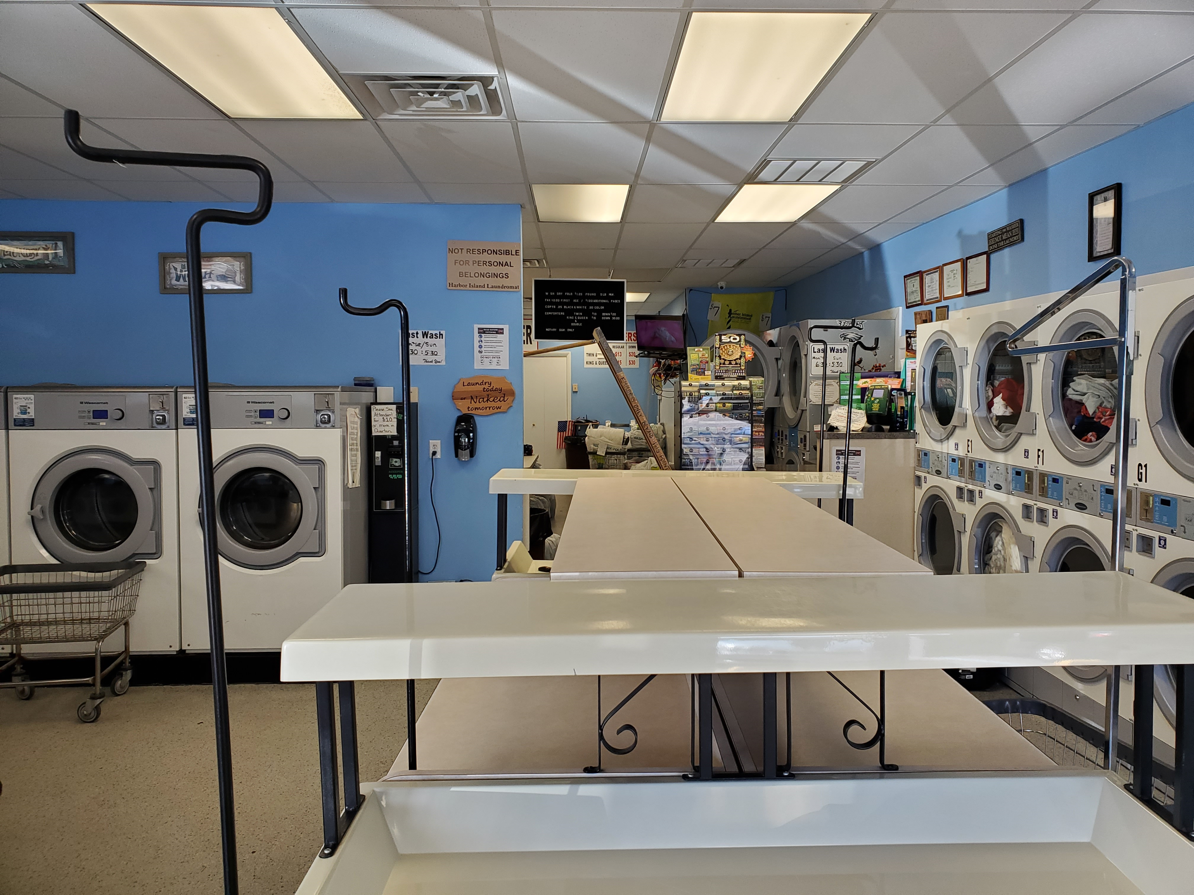 Absentee Laundromat for sale in Ocean County