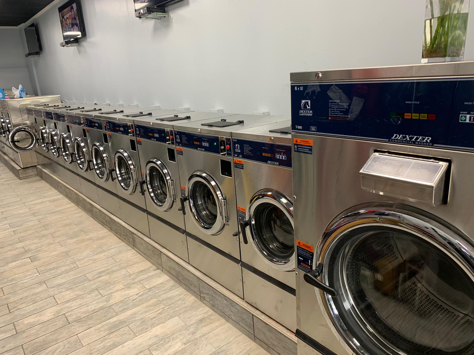 Great Laundromat