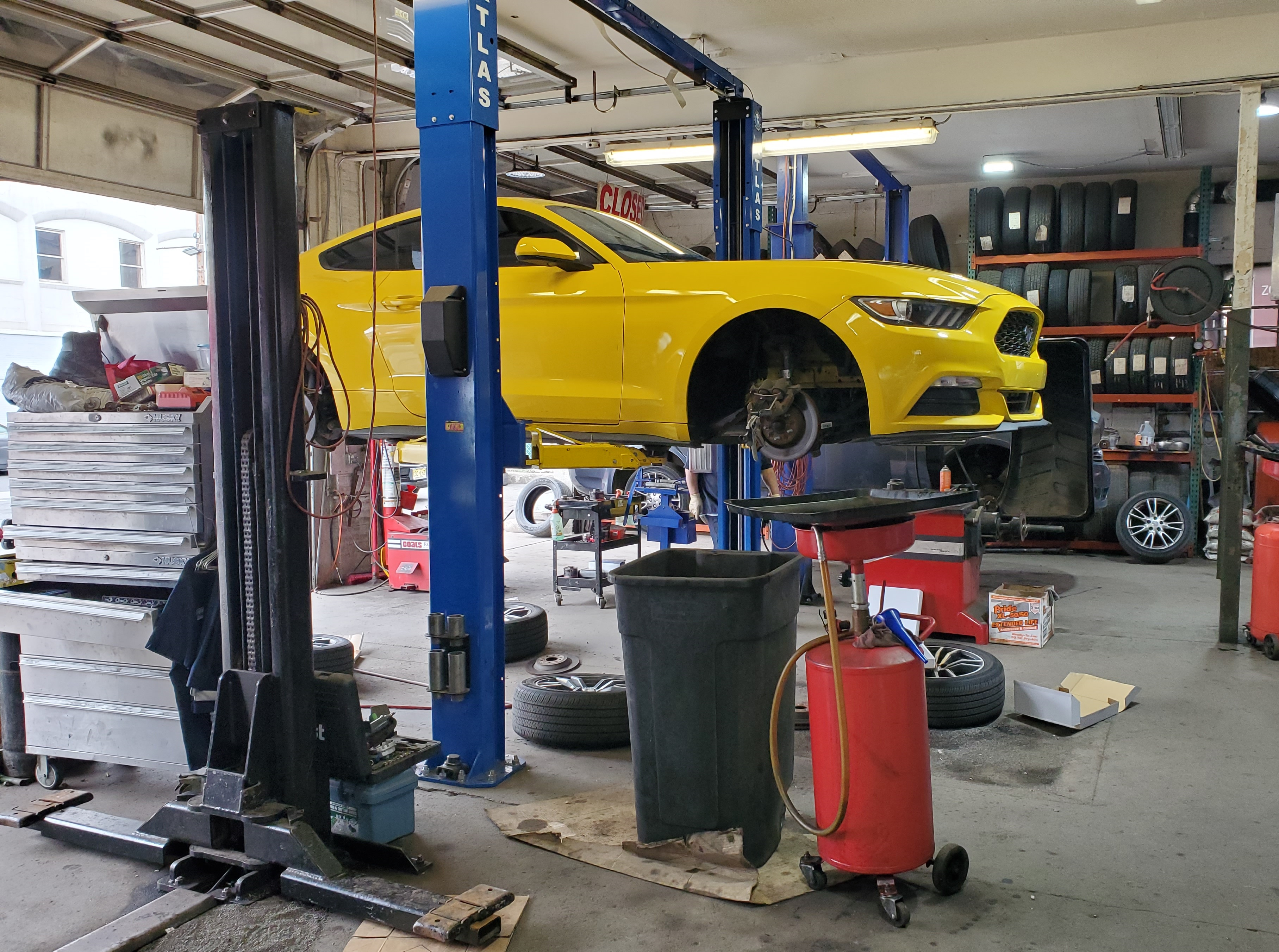 Unbranded Gas & Auto Repair Shop for sale in NJ