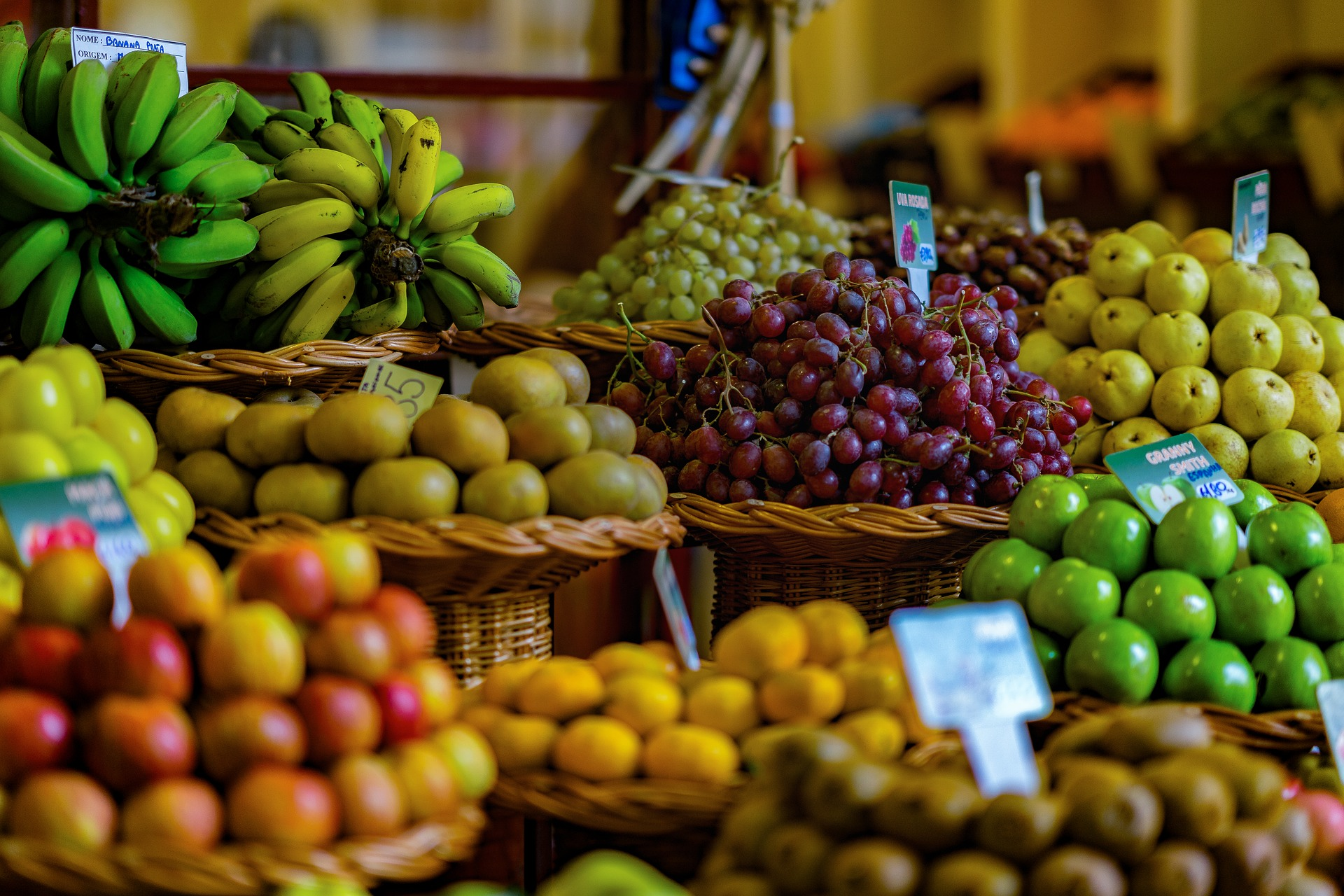 Organic Grocery Market for sale in Nassau Cty