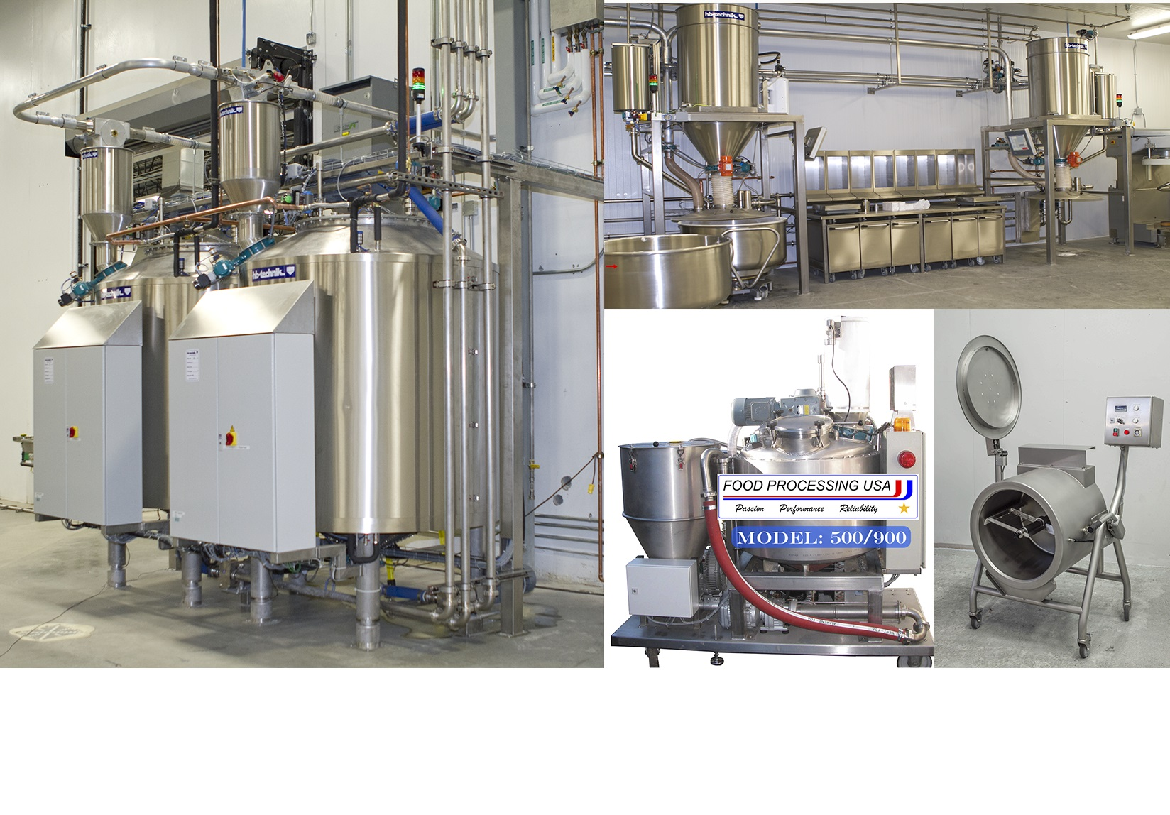 Food Processing Equipment Assets for sale in NJ