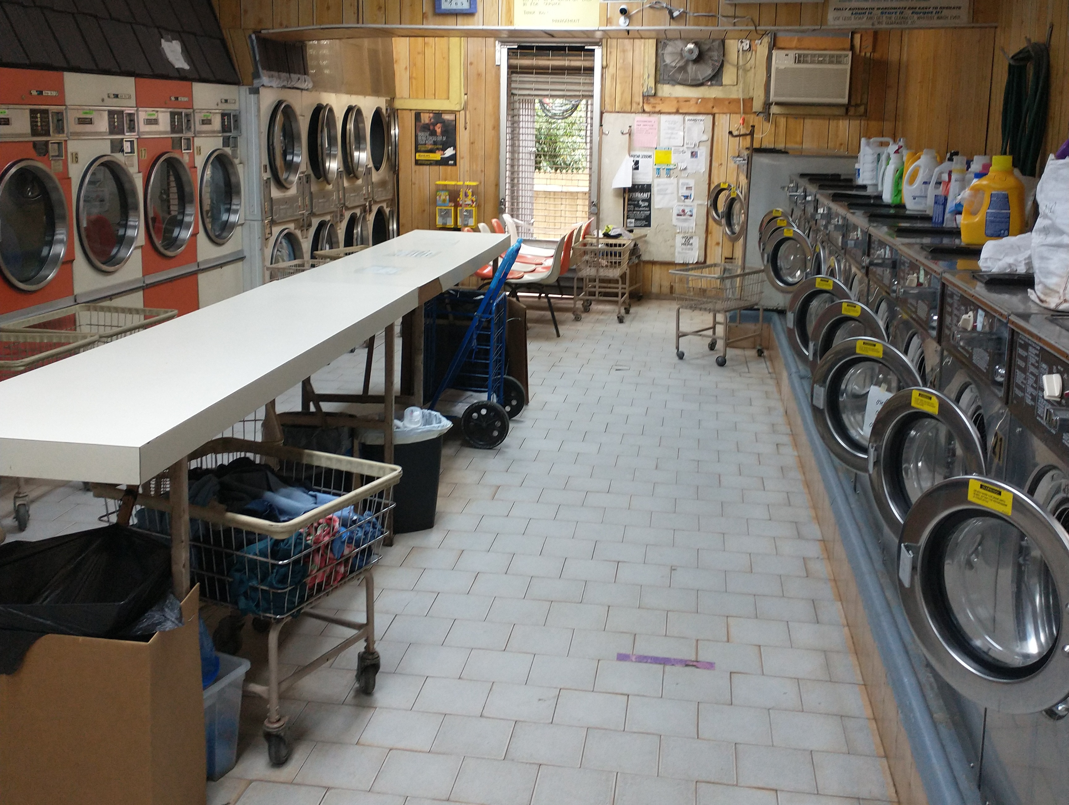 Laundromat Business for sale in Brooklyn