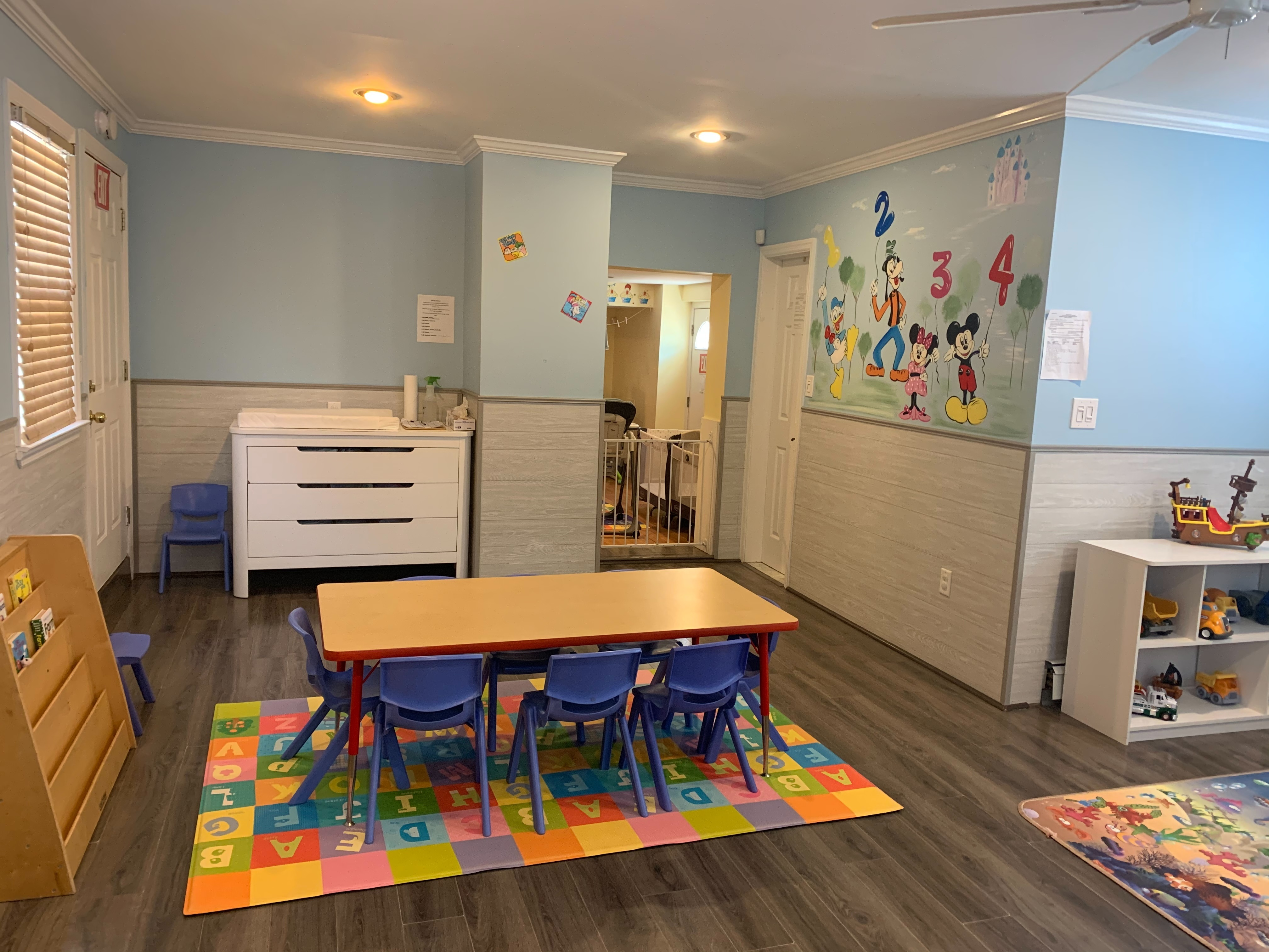 Home Daycare and Property for sale -NY