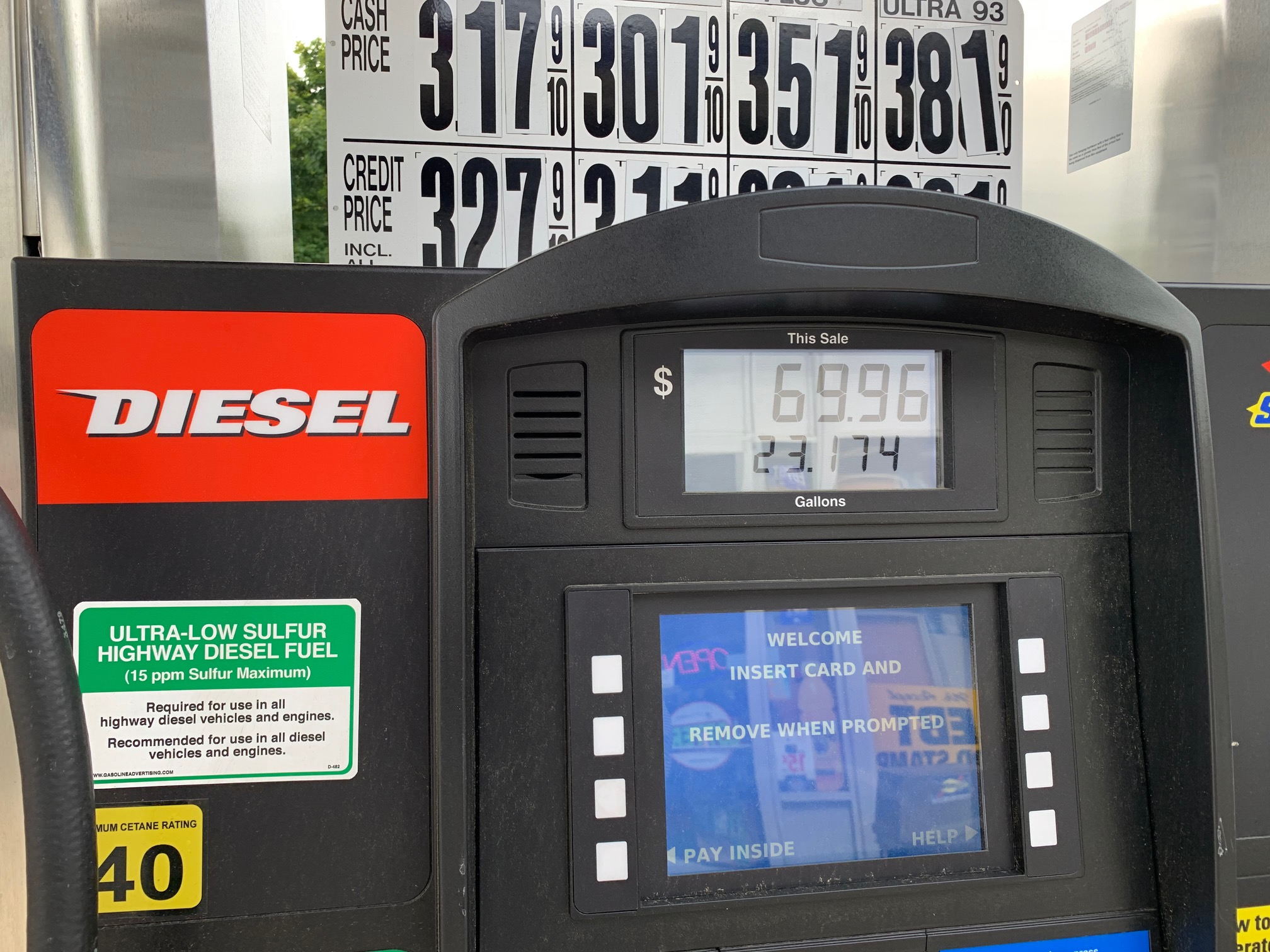 Well-Built Gas Station Franchise for sale in CT