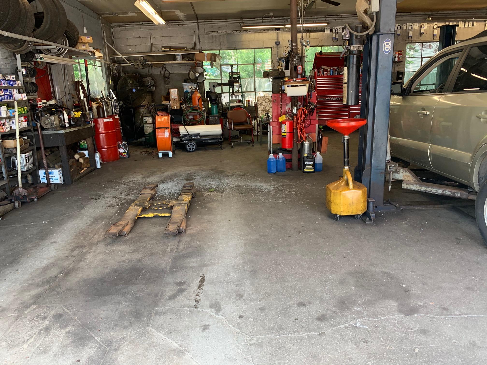 Gas Station Repair
