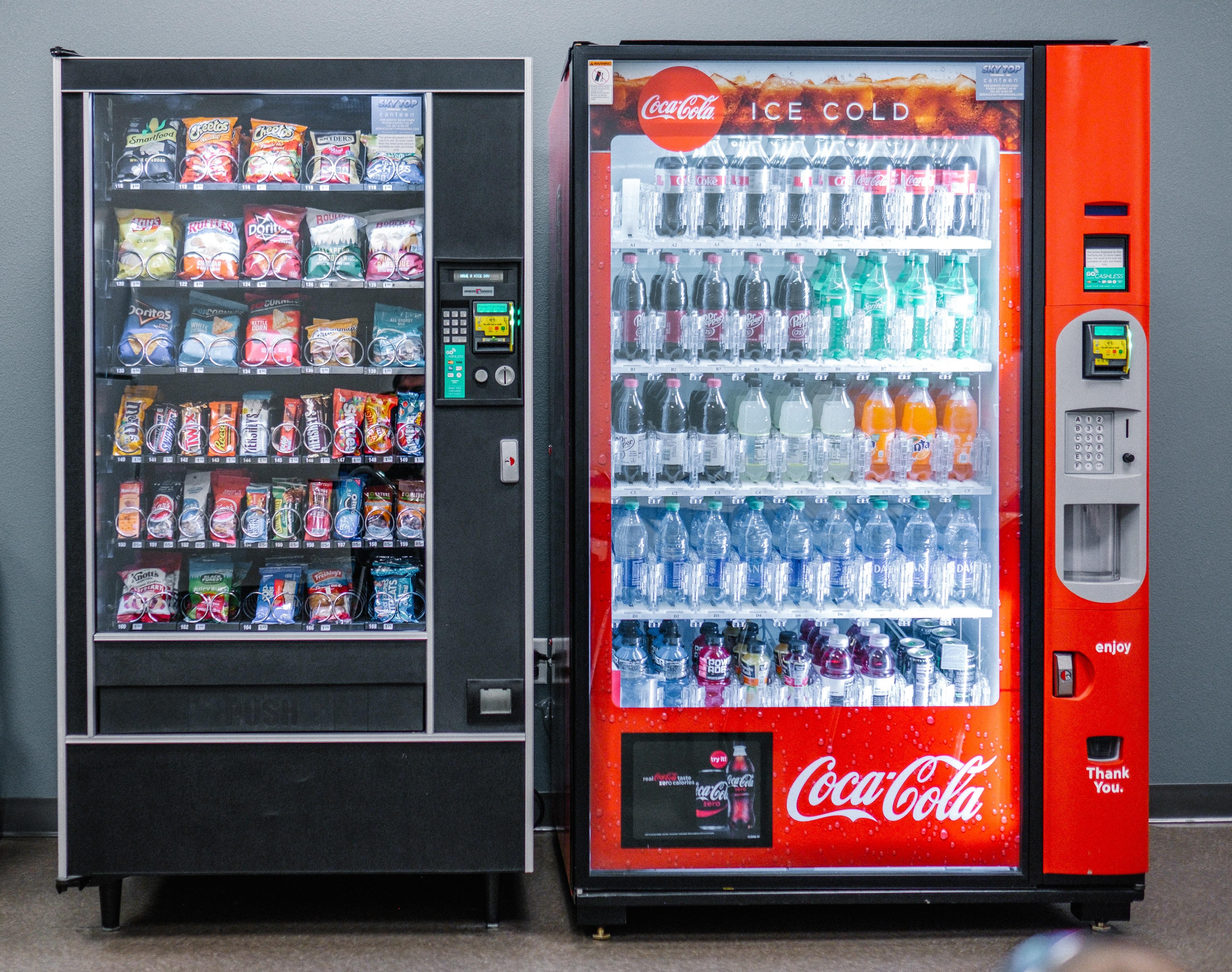 Vending Company