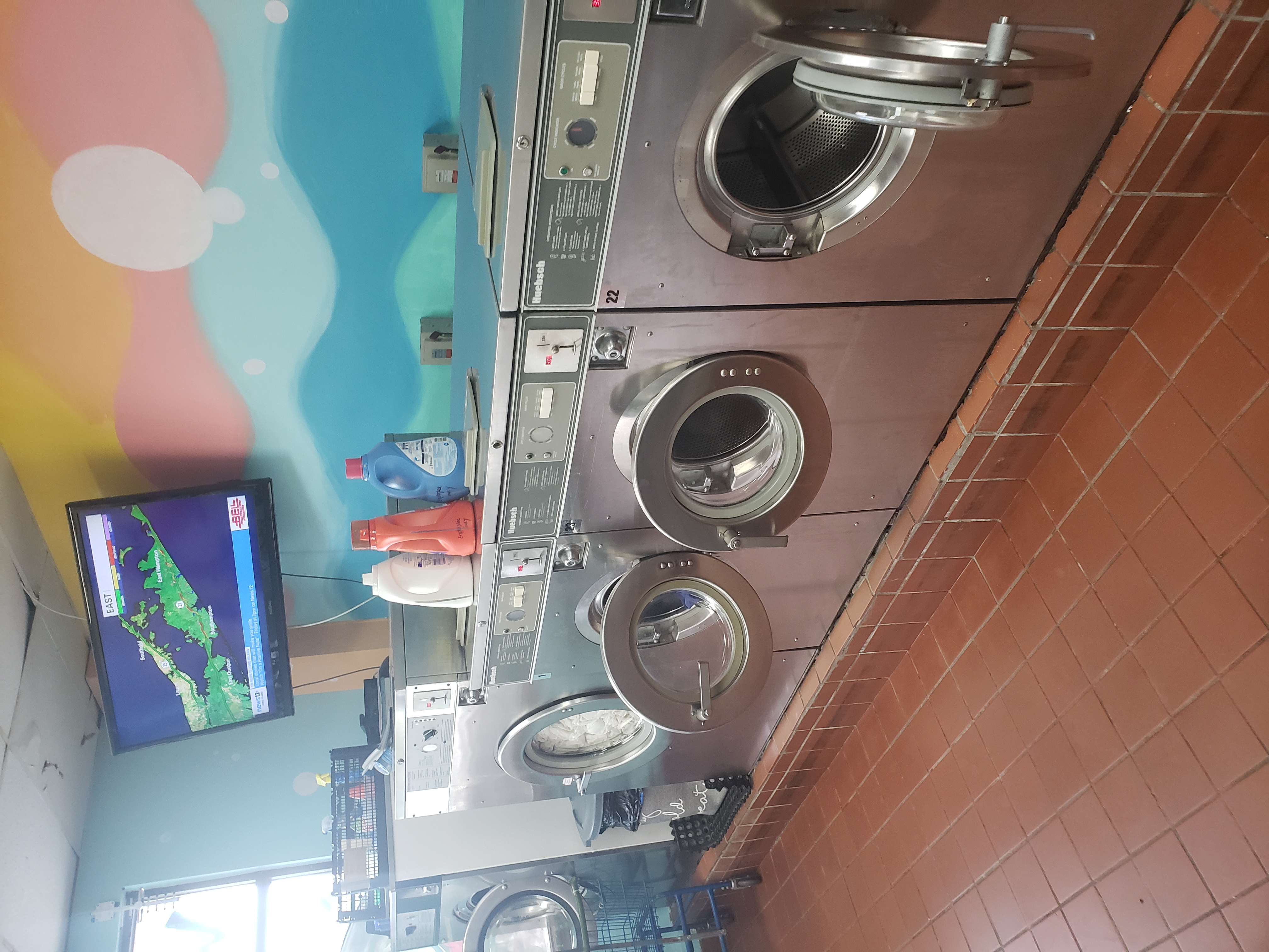 Busy Laundromat for sale in NY!