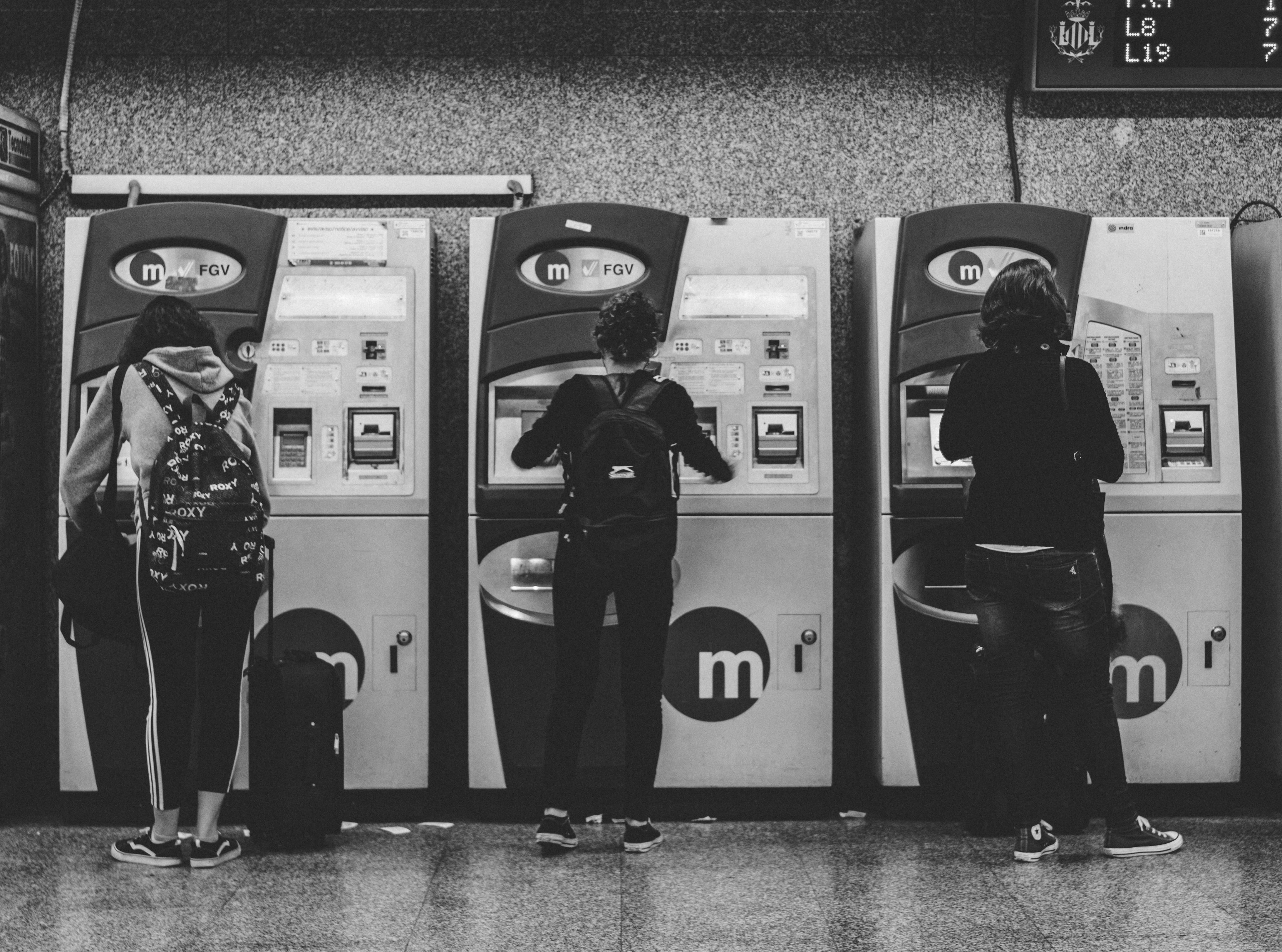 ATM Route