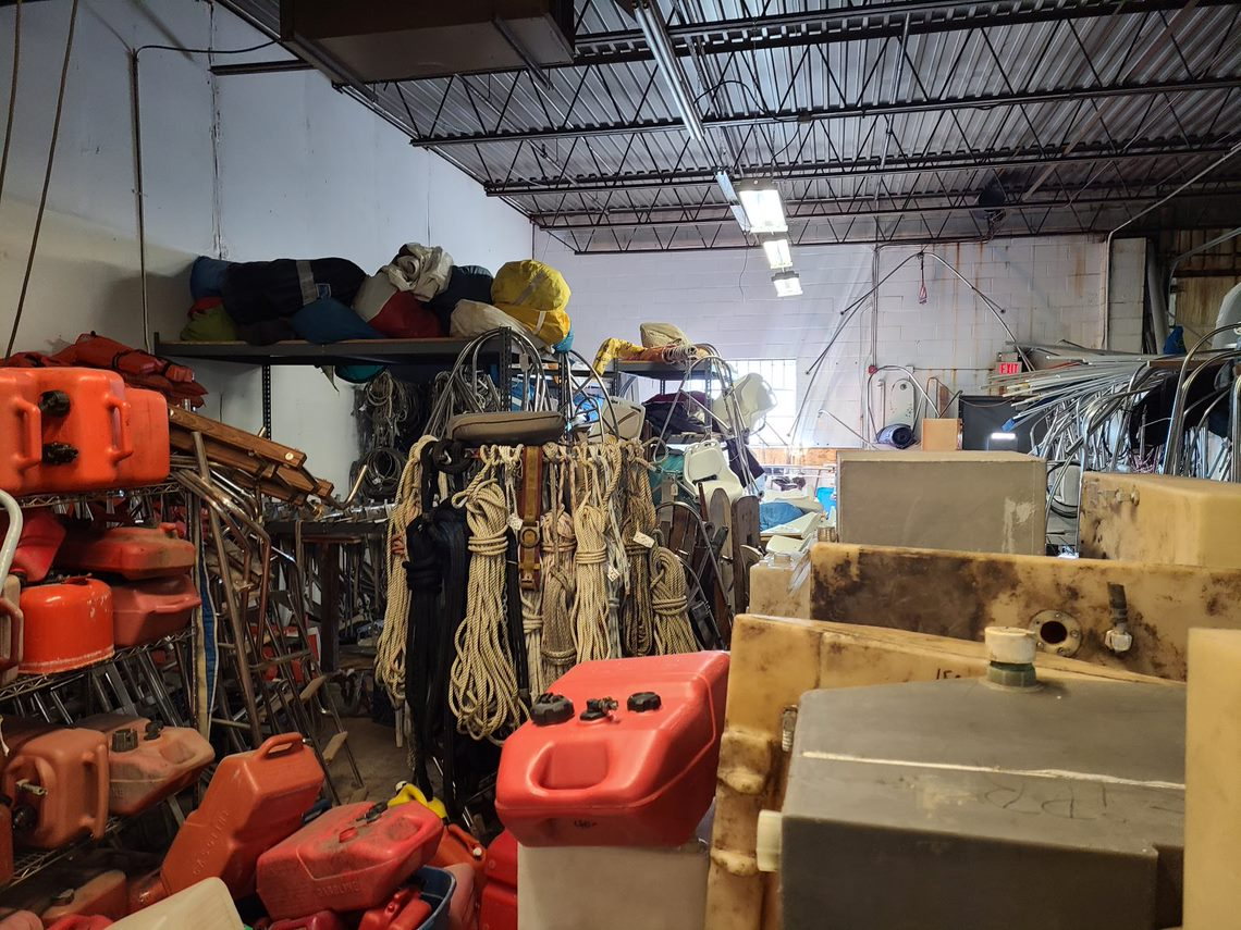 NewUsed Boat Items