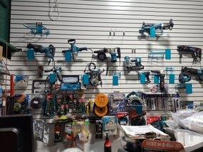 Tool rental sales