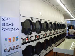 Businesses For Sale-Recently Refurbished Laundromat-Buy a Business