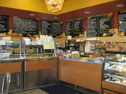 Businesses For Sale-Bagel Cafe Shop-Buy a Business