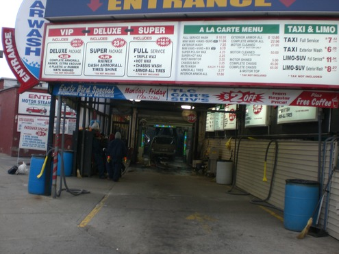 Car wash brokers new york