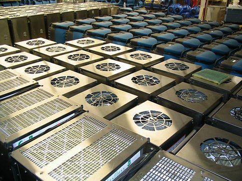 Flood Restoration   Carpet Cleaning