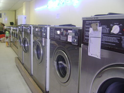Businesses For Sale-Turn Key Profitable Laundromat-Buy a Business