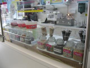 Branded Ice Cream Franchise