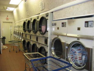Businesses For Sale-Excellent Laundromat For Sale-Buy a Business