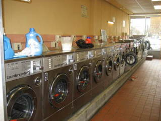Excellent Laundromat For Sale