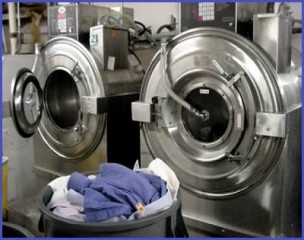 Businesses For Sale-Commercial Industrial Laundry Svc-Buy a Business