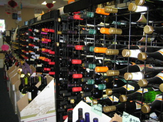 Businesses For Sale-Gorgeous and Profitable Wine and Liquor Store-Buy a Business