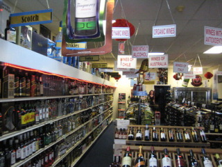 Gorgeous and Profitable Wine and Liquor Store