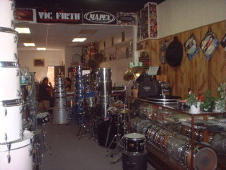 Renowned Drum Shop